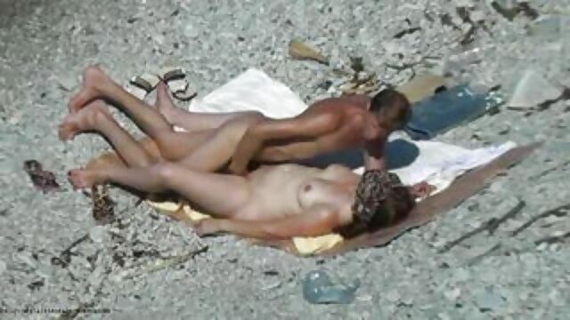Pareja tiene videos de madre e hijo teniendo sexo un bonito anal retro